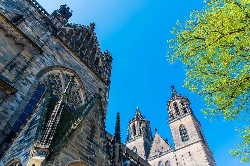 Dom Magdeburg außen