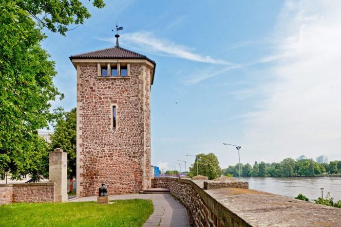 Kiek in den Köken – Wehrtum in Magdeburg, Sußmann Architektur