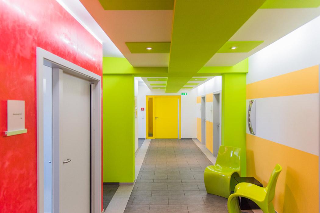 Kindergarten Kuschelhaus Magdeburg innen