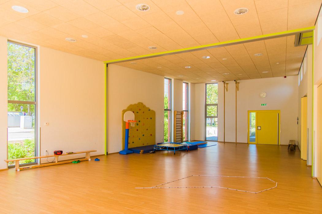 Kindergarten Kuschelhaus Magdeburg Turnhalle
